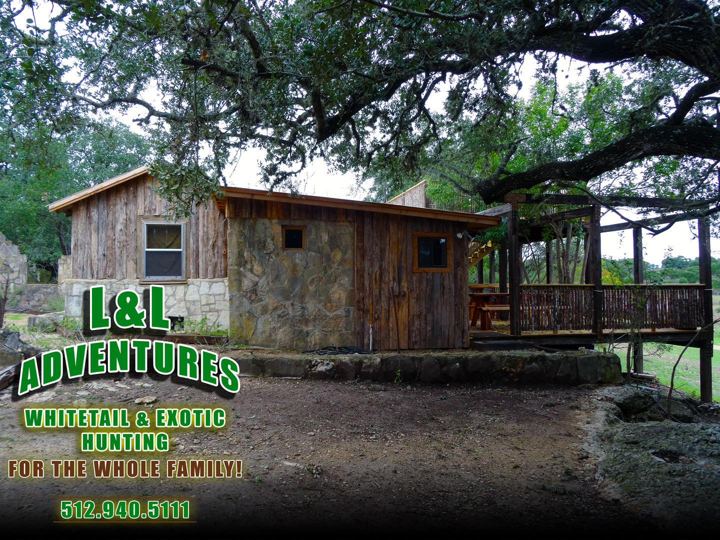 Lu0026L Adventures   Calhoun Texas Hill Country Hunting Ranch, Lodging And  Amenities