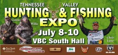Tennessee Hunt and Fish expo